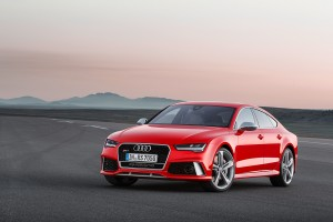 Audi RS7 Sportback facelifting