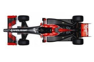 F1: Virgin Racing z sieci