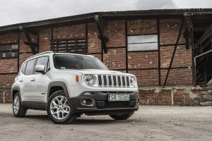 Jeep Renegade - Test video