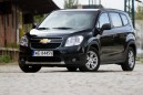 Chevrolet Orlando: test dugodystansowy