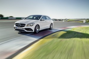 Mercedes-AMG CLA 45 AMG i CLA Shooting Brake 45 AMG
