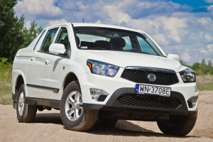 Testy mojeauto.pl: SsangYong Actyon Sport