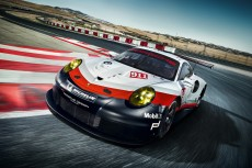 Porsche 911 RSR 2017 - broń doskonała