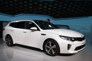 Kia Optima Sportswagon - Genewa 2016
