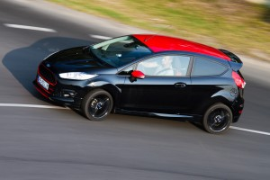 Testy mojeauto.pl: Ford Fiesta Black