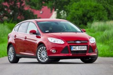 Ford Focus: Dobre geny