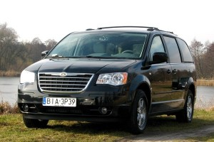 Chrysler Grand Voyager: Numer 5