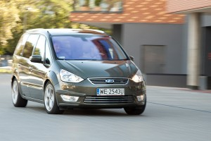 Testy mojeauto.pl: Ford Galaxy