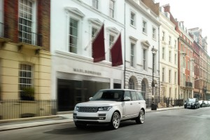 Range Rover Long Autobiography Black