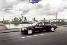 Pancerny Maybach S600 Guard