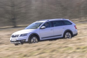 Skoda Octavia Scout: Test Video