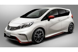 Ostry Nissan Note od Nismo