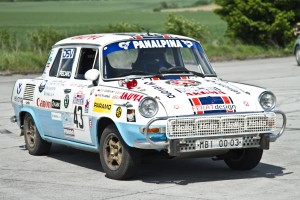 Skoda Retromantic: Skoda MB Rallye