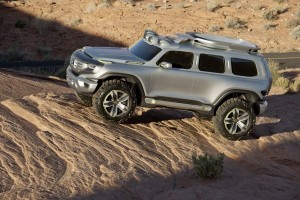 Mercedes Ener-G-Force k