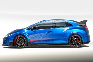 Civic Type R akt II