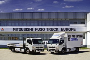 Fuso Canter E-Cell