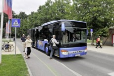 Tytuł ?Bus of the Year 2009? dla autobusu Setra S 415 NF