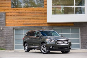 Nowy Crossover Infiniti JX