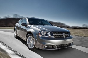 Dodge Avenger RT