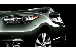 Nowe Infiniti JX w Pebble Beach
