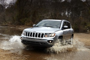 'Nowy' Jeep Compass