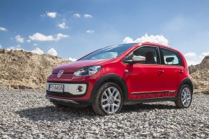 Testy mojeauto.pl: Volkswagen Cross Up!