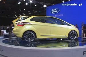 AMI Lipsk 2009: Ford Iosis Max Concept