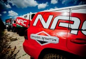 Briggs&Stratton i NAC Rally Team w rajdzie Silk Way Rally 2016