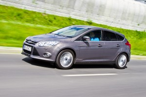 Testy mojeauto.pl: Ford Focus EcoBoost 1.0