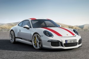 Porsche 911 R - alternatywa dla RS