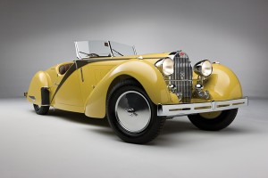 Bugatti Type 57 'Grand Raid' Roadster