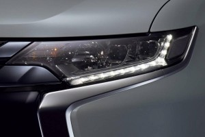 Mitsubishi Outlander wreszcie po face liftingu