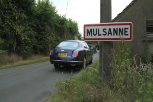 Bentleyem Mulsanne do Mulsanne