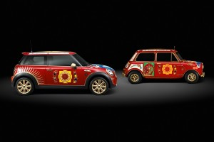 Mini Cooper S George Harrison