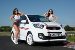Limitowane Picanto 'Kia Lotos Race' w sprzedaży