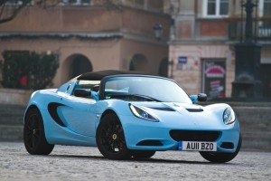 Lotus Elise Club Racer: Test wideo