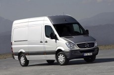 Nowy Mercedes Sprinter