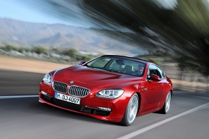 BMW Seria 6 Coupe