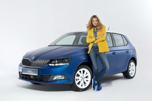 Skoda Fabia - nowe pakiety Color