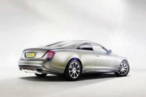 Oto Maybach coupe