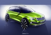Skoda Vision X - premiera w Genewie