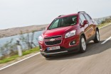 Premiera: Chevrolet Trax