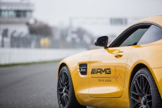 Mercedes-AMG GT S: Chirurgiczne cięcie