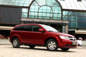 Dodge Journey w Polsce