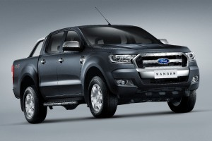 Ford Ranger po face liftingu