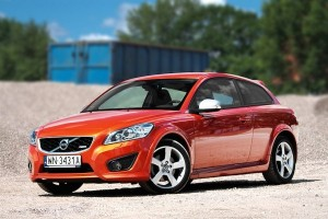 Volvo C30 T5: VIDEO-TEST