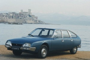 40 lat Citroena CX