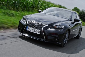 Testy mojeauto.pl: Lexus IS 250 F Sport
