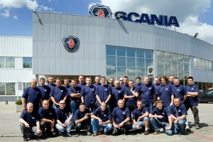 Scania Top Team Young