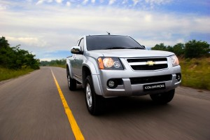 Chevrolet Colorado na nowo
